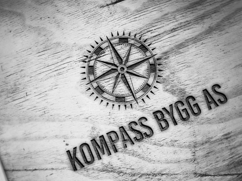 Bilde av logo Kompass Bygg