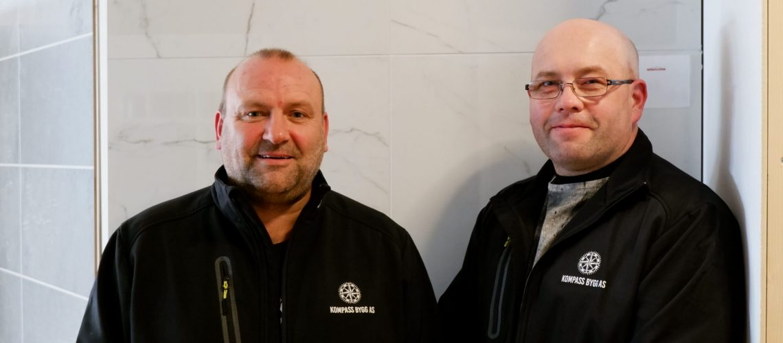 Erik Holtet og Radek Miketa